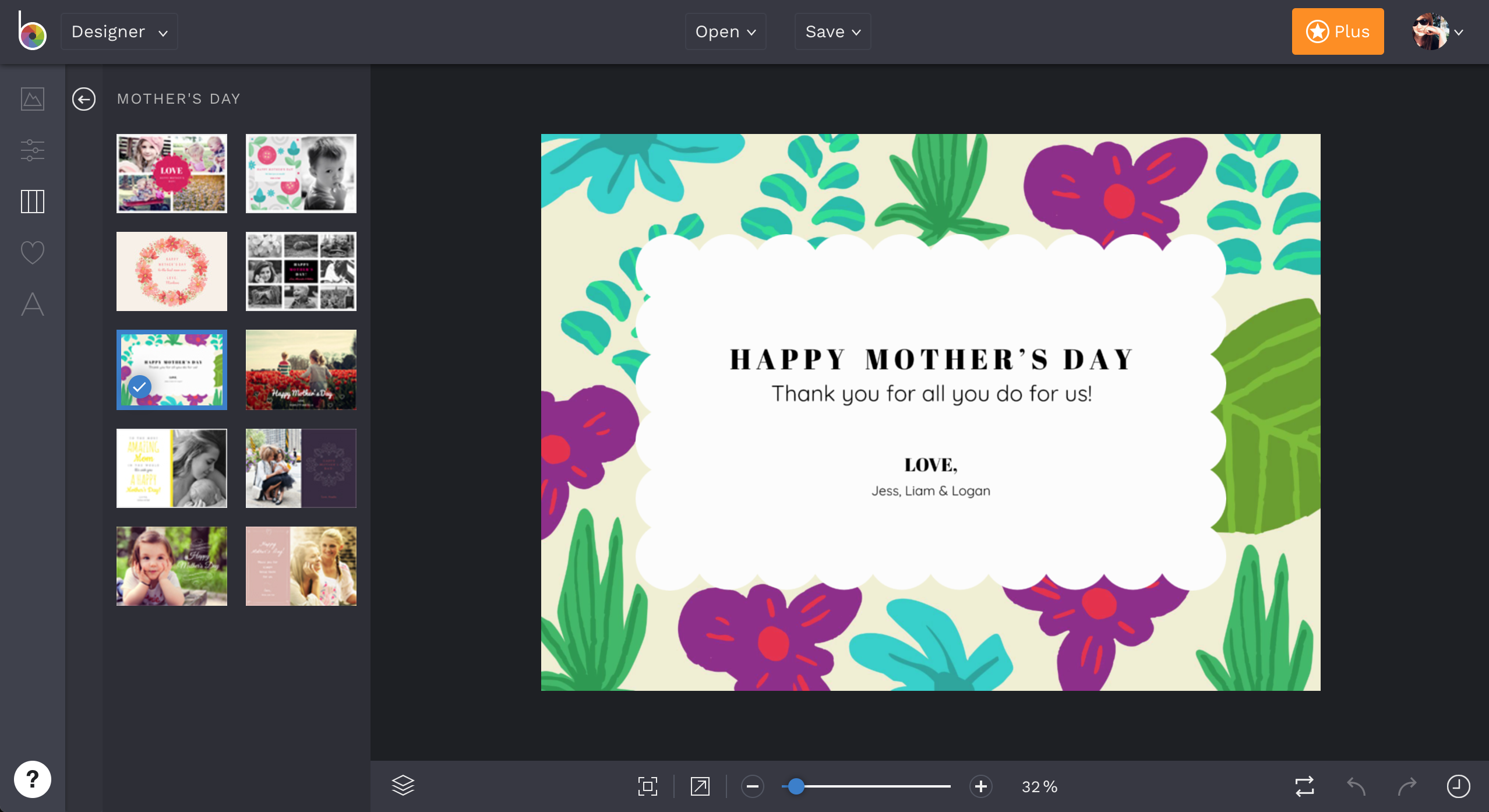Graphic Designer Greeting Card Templates